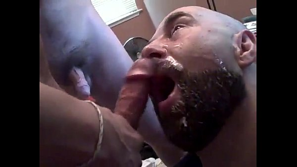 8 loads of  hot cum for the pig