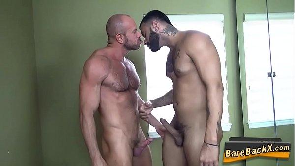 Bears ass hole fucked raw