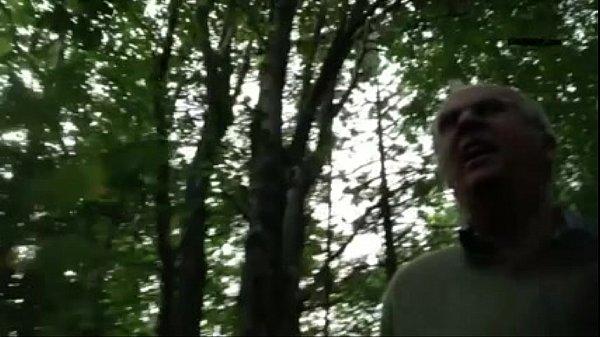chubold-outdoor sex