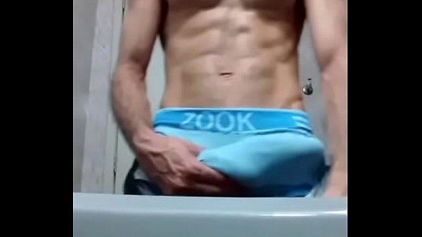 Cumming in the camera