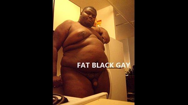 Fat black Gay