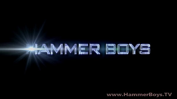 Footbal gangbang from Hammerboys TV
