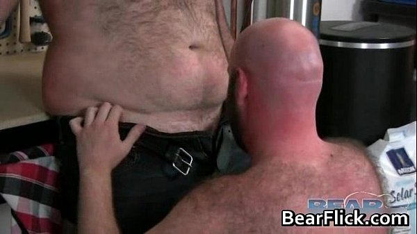 Gay bears Dirk Magnum & TJ Dillon in the gays