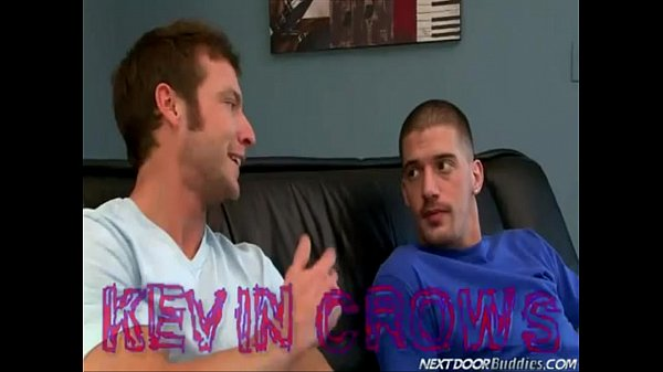 Hot hunks kevin and ty stroke and suck cock before ass fucking