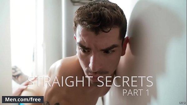 (Jeremy Spreadums, Jordan Levine) – Straight Secrets Part 1 – Str8 to Gay – Trailer preview – Men.com