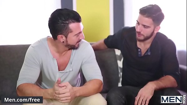 Men.com – (Jackson Grant, Jimmy Durano) – Reconnecting – Drill My Hole