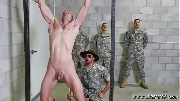 Military big cock galleries gay Good Anal Training