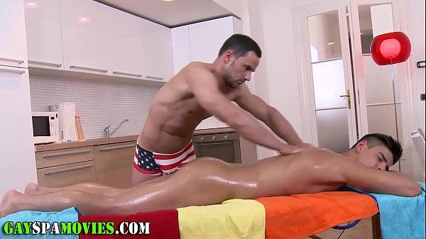 Straighty tugs his cock