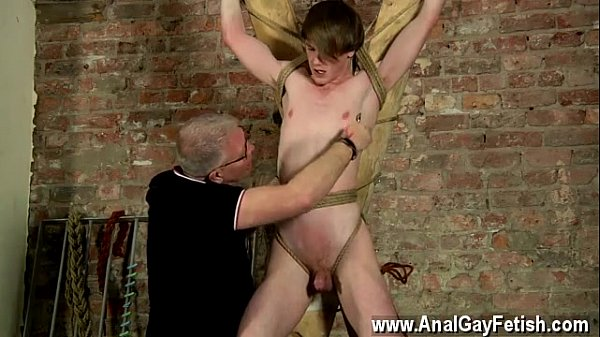 Teen gay boys small cocks fucking Another Sensitive Cock Drained
