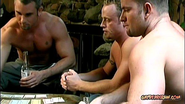 Three Guys Play Strip Monopoly